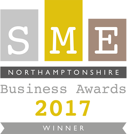 SME Northamptonshire Business Award Winner 2017